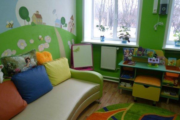 Открытие детского хосписа в Воронеже