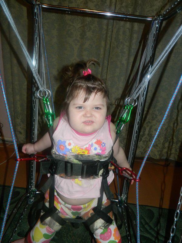 Поможем Веронике с синдромом Ретта