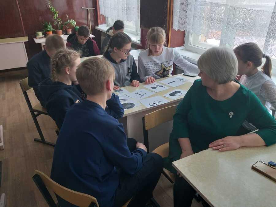 Встреча со специалистами в Семилукском центре