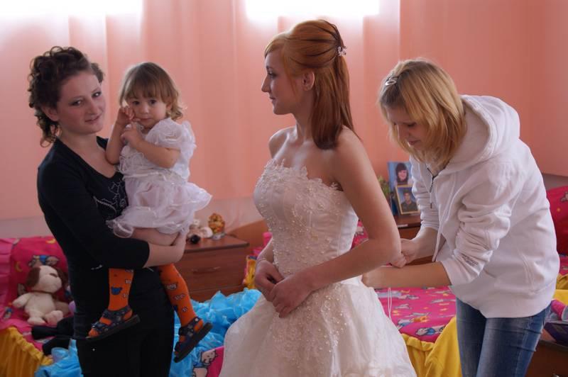 Поездка в Мировский детский дом